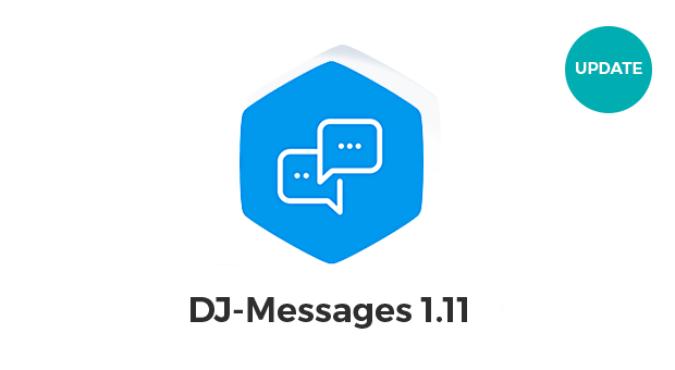dj messages 1 11 update