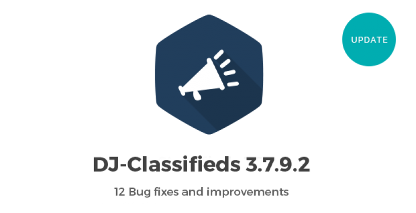 DJ-Classifieds Update Ver. 3.7.9.2 erhältlich
