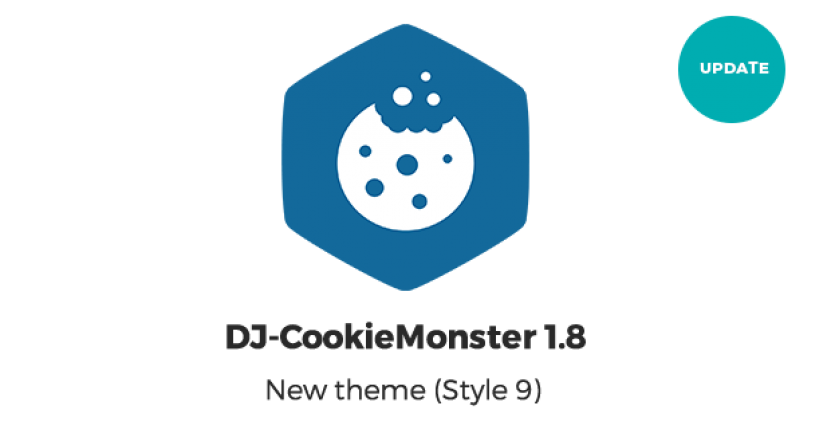 DJ-CookieMonster - Neues Template